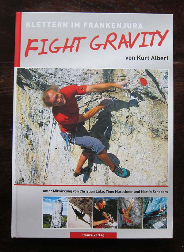 Fight Gravity Kurt Albert Titelansicht