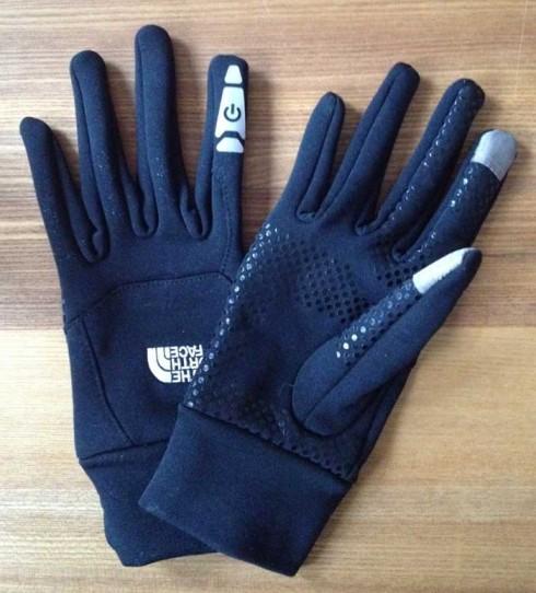 Handschuhe speziell für Touchgeräte