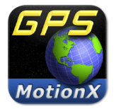 MotionX GPS Outdoor App