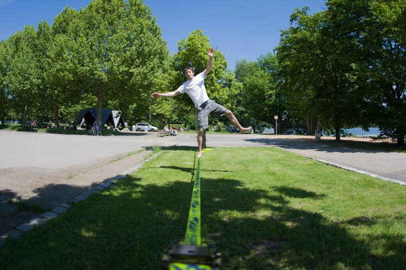 Gibbon Slacklines Flow Line Set