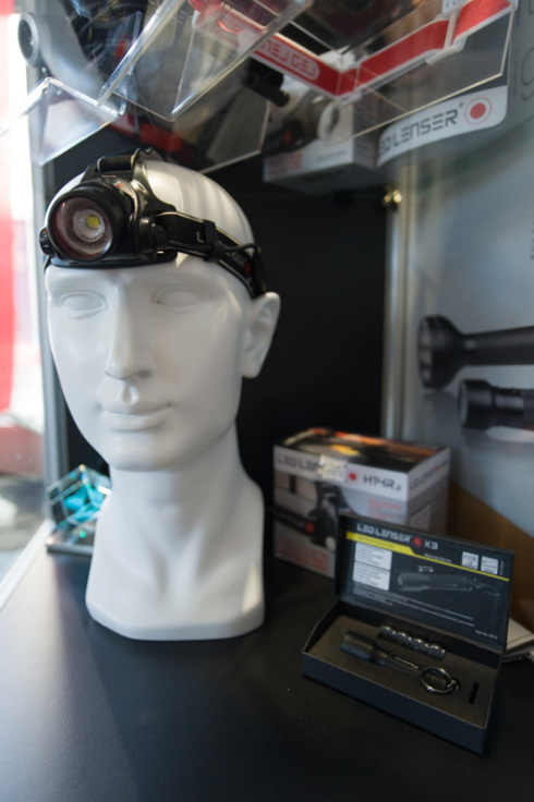 LED-Stirnlampen von Led Lenser